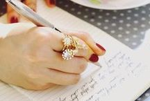 """Writing """"How To's"""" / All the help you need to starting writing the novel of your dreams!"""