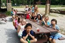 Fun at camp!