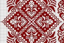 My Country - Lithuanian Folk Art / You will find here a Lithuanian Folk patterns, crochet, knitting, costumes, ornaments, etc.