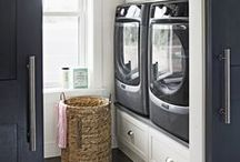 l a u n d r y / inspiring laundry spaces