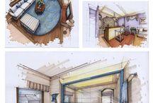 Maquetes arquitetura