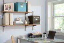 Todo en su lugar / Te damos algunas ideas para organizar tu casa de la mejor manera.