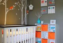 Un lugar especial para los niños / Ideas para decorar el cuarto de los niños