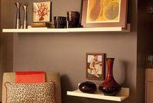 Espacios Optimizados / Ideas para decorar tus habitaciones pequeñas con gran estilo.