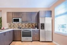Cocinas / Haz cambios en tu cocina y logra ese diseño que siempre has querido.