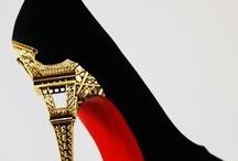 *Chaussures Tour Eiffel* / des hauts talons