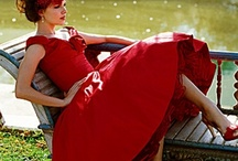 *Belles robes 1* / Fashion chic glamour