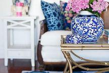 interior design ideas / by Ashurina Benyameen