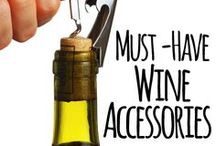 W I N E / We love wine! Tips on selecting wine, serving wine, storing wine and everything in-between!