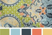 Color Inspirations / by Beth Romer