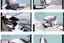 건축 포스터, 렌더, PT  \(^o^)/ / 건축 포스터,  PT