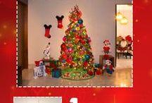 """Ideas para decorar en Navidad / Te presentamos las mejores ideas, tips y combinaciones de colores, para decorar tu casa esta Navidad. Fotografías ilustrativas*  Conoce la nueva colección """"Inspiramos tu Navidad"""" 2017 aquí: https://goo.gl/K63Uog"""