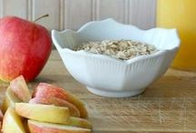 Healthy Start / Start the new year getting inspired by healthy, balanced lifestyle choices.