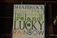 March 2015 - The luck of the Irish / DIY and Architectural Salvage