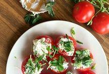 Springtime Recipes / Celebrate the fresh foods of spring.