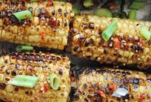 Corn, Sweet Corn! / From grilled to roasted, on and off the cob - corn is a great fresh side dish for any time of year.