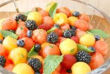 Bountiful Berries / Get your fill of your favorite fresh and fruity berry recipes.