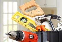 Herramientas / Te compartimos las herramientas que no deben faltar en casa.