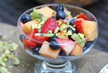 Fantastic Fruits / Sweet, crisp and delicious fresh fruit can make any meal more tasty.