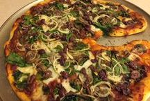 PIZZA / BY THE ANIMAL-FREE CHEF!