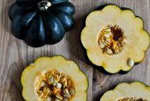Fall Harvest / Celebrate the cornucopia of seasonal produce harvested in the fall.