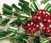 Bugle Czech Glass Beads: Patterns, Tutorials, Inspiration / Here you can find Czech Bugle Beads directly from online shop in Czech Republic, Czech glass bugle beads patterns, tutorials, inspirations! || www.CzechBeadsExclusive.com/+bugle