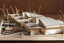 | Space/ Concept Models |
