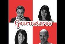 Los Gourmeteros / Mi nuevo canal de Youtube!! La gastronomía más polifacética