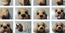 How to make Animal figurines