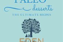 Paleo Desserts / Paleo Desserts Designed for your clean paleo lifestyle www.edenbacktobasics.com www.edenb2b.com Eden Back to Basics Edenb2b