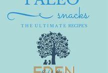 Paleo Snacks / Paleo Snacks Designed for your paleo lifestyle www.edenbacktobasics.com www.edenb2b.com Eden Back to Basics Edenb2b