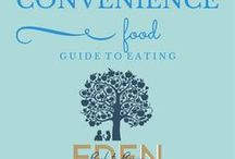 Guide To Eating out & Convenience Food
