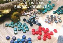 Honeycomb 2 Two Hole Czech Glass Beads: Tutorials, Patterns, Inspirations