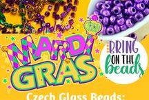 Mardi Gras Beads: History, Meaning, Colors, History, Styles