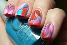 Pretty Nails / by Melissa McIntyre