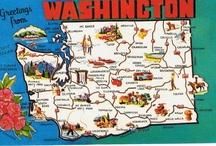 My Favorite Washington / by Elisabeth Romero