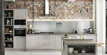 Kitchen contemporary designs / Our kitchen designs are a great resource for layout ideas. Our in-house set designer works along side a fab team of interior stylists ensuring all out images are practice and inspirational.