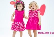 Agatha Ruiz de la Prada Baby Primavera Verano 13