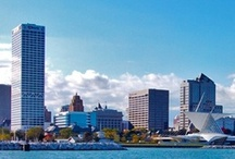 MKE / Aesthetic reasons to enjoy and love the city of Milwaukee, WI.