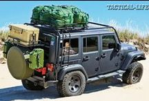 That jeep life... and other cars/trucks / by Nico Sanchez