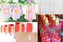 Ideas Baby Shower / Haz tu mesa de regalos con nosotros! Sólo haz click aquí http://www.bebe2go.com/pages/mesa-de-regalos-1