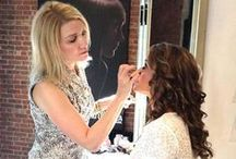 Blushing Brides - Wedding Makeup By GIELLA / Book GIELLA custom blend cosmetics for your next event!