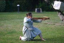 Crossbow / Medieval crossbows and other bows