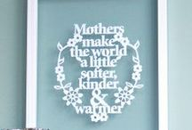 Mother's Day Craft Ideas / Inspiration for Mother's Day craft