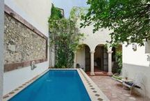 Colonial charm, modern comfort / Casa Serena has been restored to its Spanish Colonial-era charm, but with modern amenities and comforts.
