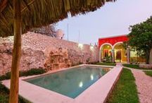 """Mayan terraza, colonial charm: Casa Soleada / Seven blocks south of the main plaza, this recently renovated home is in La Ermita, a part of centro with that small-town """"pueblo"""" feel."""