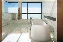 ATA Living - Bathrooms / Bathrooms designed by Abramson Tieger Architects www.abramsonteiger.com