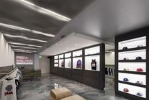 ATA Retail / Retail spaces designed by Abramson Teiger Architects. www.abramsonteiger.com
