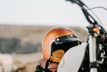 Motorcycle / A great way to move around.
