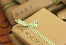 Cadeaus en inpakken